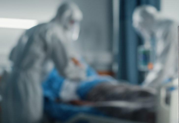 ABD'de aşı karşıtı adamın son pişmanlığı! Eşine gönderdiği son mesaj yürek burktu