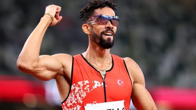 Milli atlet Yasmani Copello finale kaldı