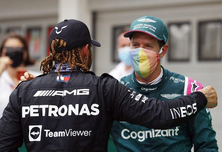 Vettel, F1 Macaristan Grand Prix'sinden diskalifiye edildi