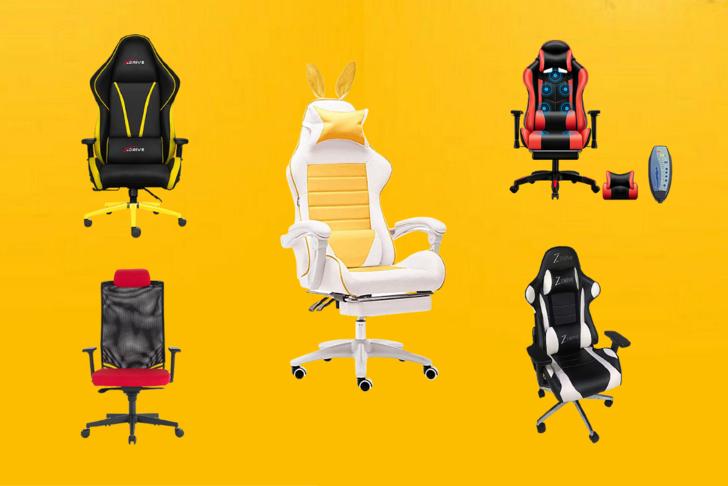 Rahat bir çalışma koltuğuna kim hayır diyebilir ki?