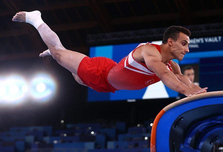 Atlama masasında Adem Asil 6., Ahmet Önder 7. oldu!