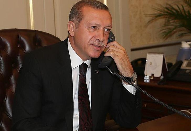 Cumhurbaşkanı Erdoğan'dan Hırvatistan Cumhurbaşkanı'na teşekkür