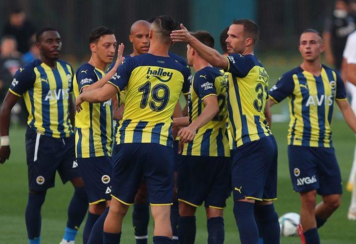 Fenerbahçe Dinamo Kiev hazırlık maçı saat kaçta, hangi kanalda? İşte Kiev FB maçı bilet fiyatları…