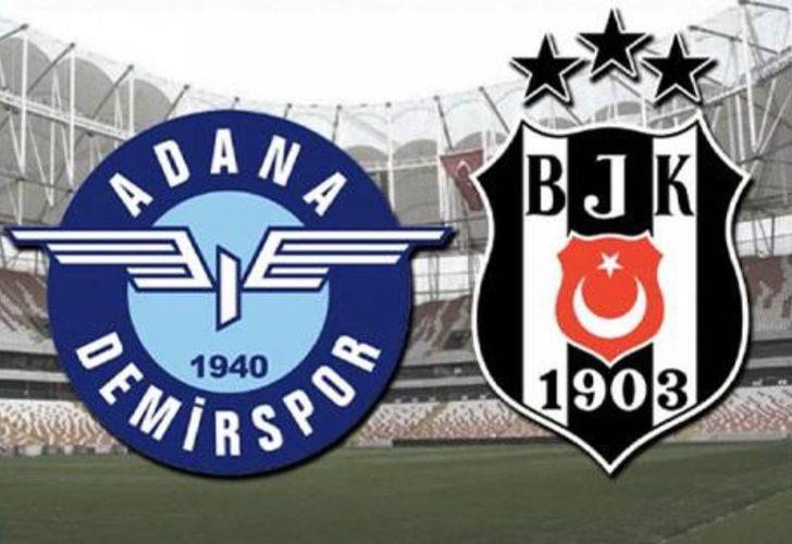 Adana Demirspor Beşiktaş hazırlık maçı ne zaman, saat kaçta? Adana ile BJK karşı karşıya