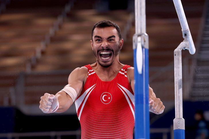 Ferhat Arıcan'dan olimpiyat tarihimizde bir ilk!