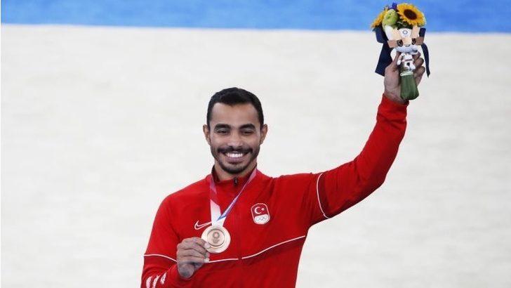 Tokyo 2020: Ferhat Arıcan cimnastikte Türkiye'ye ilk olimpiyat madalyasını kazandırdı
