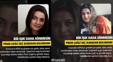 Pınar'dan 3 gündür haber alınamıyor! Sosyal medyadan yardım çağrısı başlatıldı