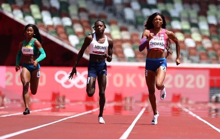 Tokyo'da skandal olay! Kadın atletler men edildi