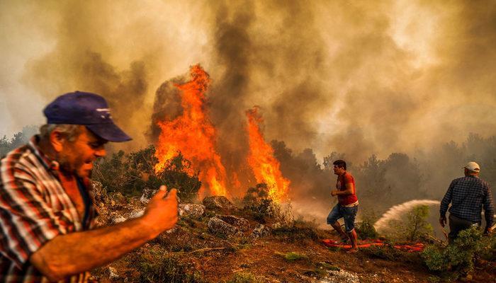 Manavgat'taki orman yangınıyla ilgili bir kişi tutuklandı
