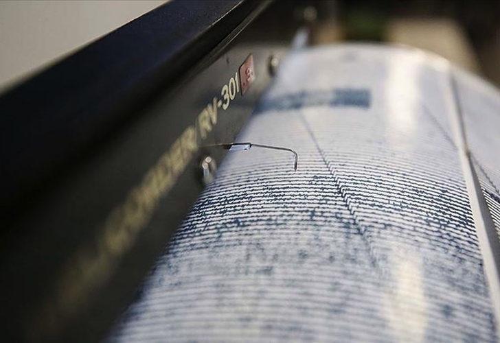 Ege Denizi'nde peş peşe korkutan depremler