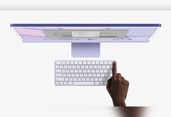 Apple Touch ID'li klavyesini Türkiye'ye getirdi! İşte fiyatı