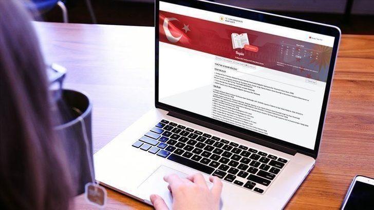 ÖSYM kaymakamlık sınav sonuçları sorgulama sayfası! İşte soru ve cevap anahtarı!