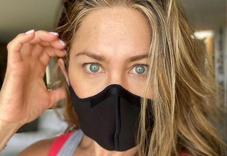 Jennifer Aniston: Aşı olmayan arkadaşlarımla görüşmüyorum