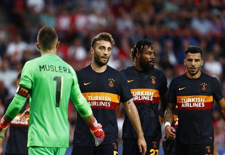 Galatasaray St. Johnstone maçı şifresiz izlenir mi? Galatasaray'ın UEFA maçını şifresiz veren yabancı kanallar!