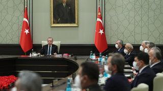 Kritik toplantı Erdoğan başkanlığında başladı