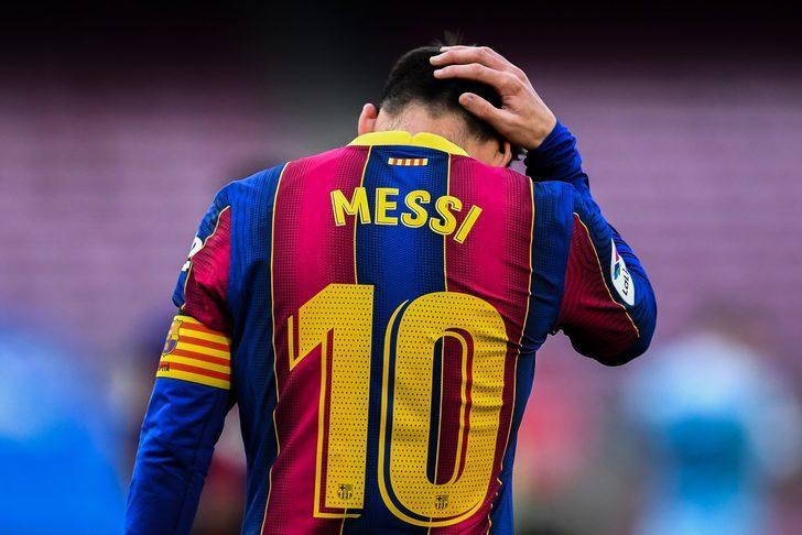 Barcelona'da Lionel Messi ile yollar ayrıldı!