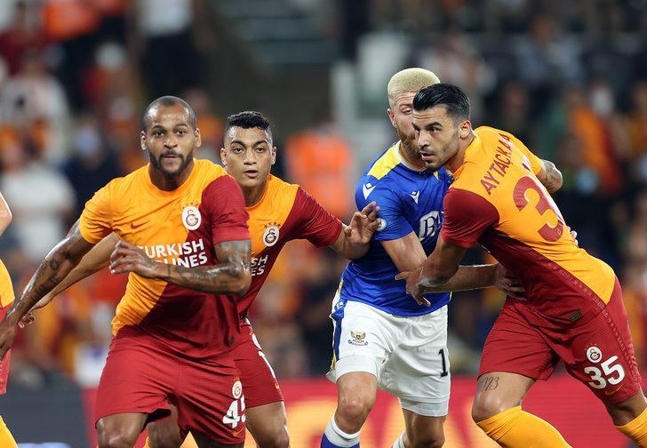 MAÇ SONUCU | Galatasaray 1-1 St Johnstone