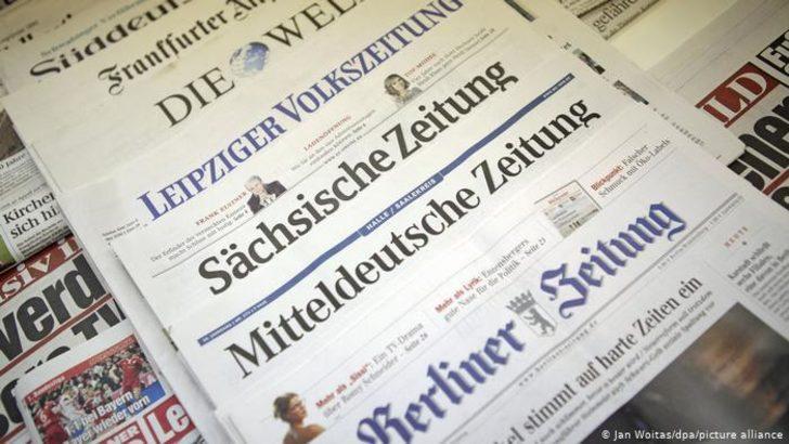 Türkler Almanca medyaya Türkçe medyadan daha çok güveniyor