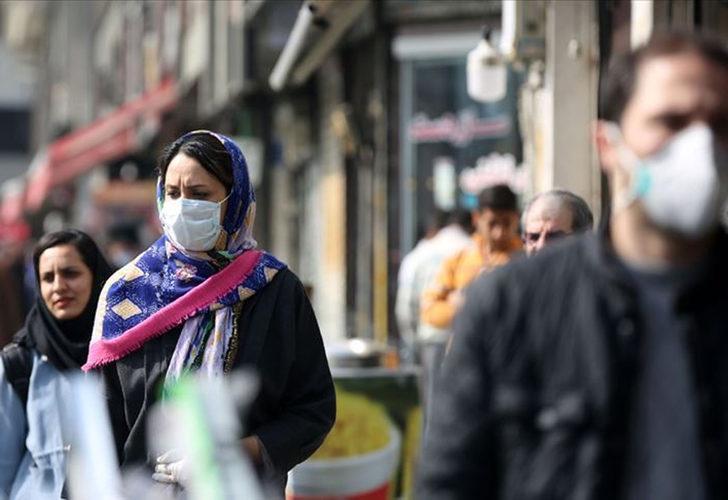 İran'da koronavirüs salgınında vaka ve ölüm rekoru