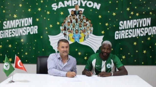 Giresunspor Komşu'dan transfer yaptı