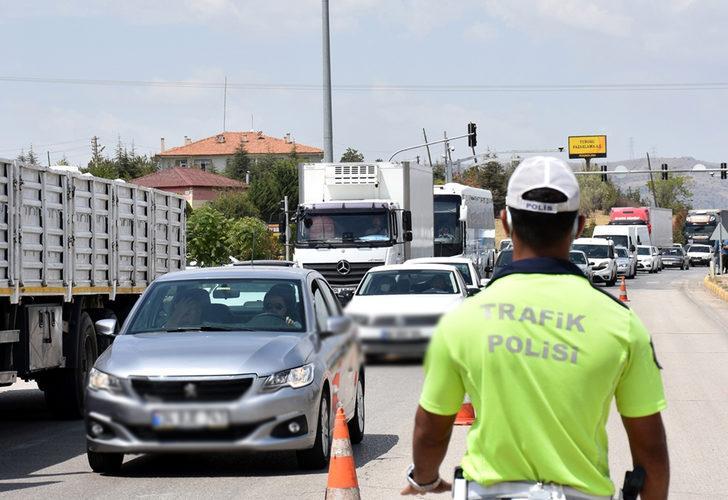 Son gelen haberler sonrası bugün! 43 ilin geçiş noktası olan Kırıkkale'de denetimler arttı