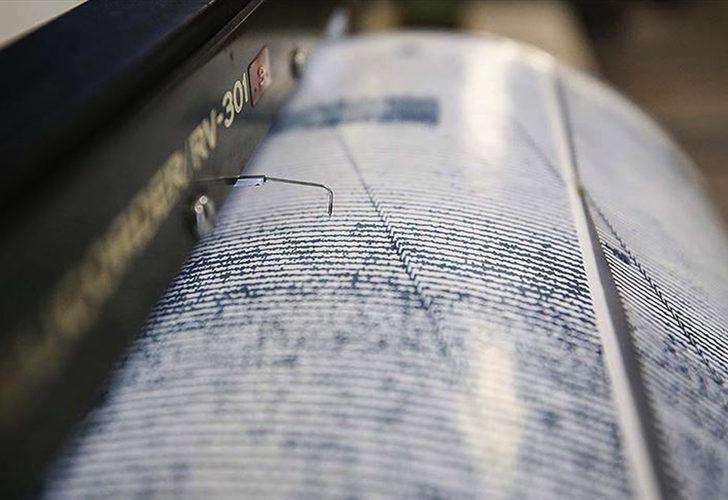 Datça'da 3.9 büyüklüğünde deprem