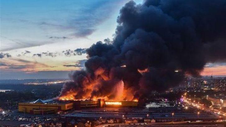 rusya avm yangını ile ilgili görsel sonucu