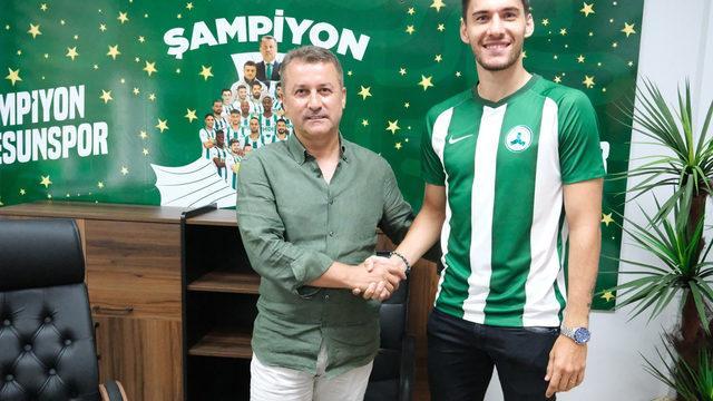 Umut Nayir'in yeni takımı açıklandı