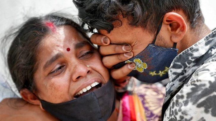 Covid-19: Araştırmaya göre Hindistan'daki ek ölüm sayısı 4 milyondan fazla