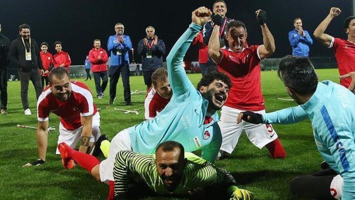 Türkiye Ampute Futbol Takımı final maçı ne zaman, saat kaçta, hangi kanalda?