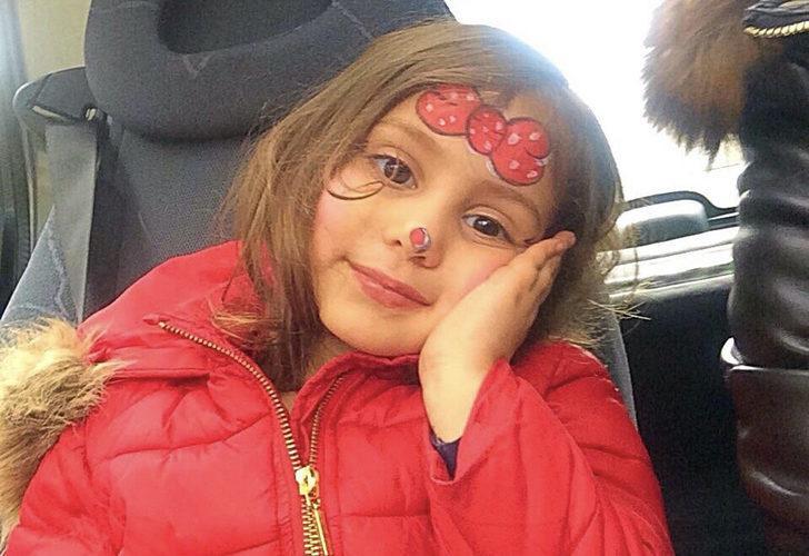 Sitenin bahçesinde fenalaşan 10 yaşındaki Nira'dan acı haber