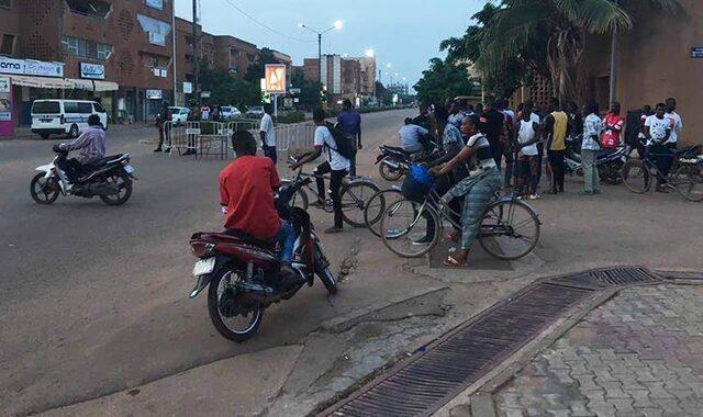 Ouagadougouc