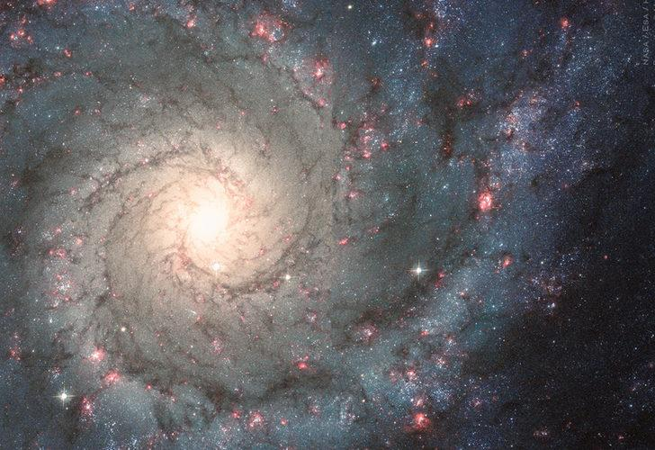 """NASA paylaştı! Türk doktorun fotoğrafı """"Dünya'da Günün Astronomi Fotoğrafı"""" seçildi"""