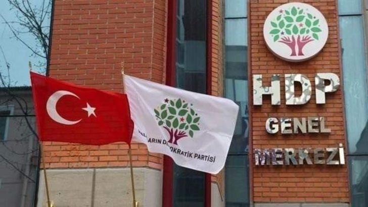 HDP'ye kapatma davası: Anayasa Mahkemesi'nden savunma için ek süre istendi