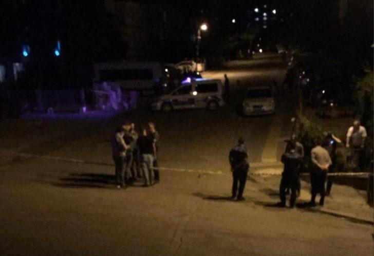 Ankara'da korkunç gece! Silah sesleri sokakta yankılandı