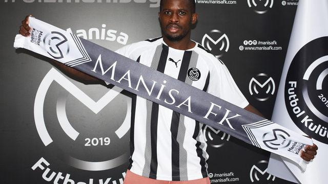 Serge Tabekou Manisa FK'da