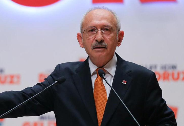 Kılıçdaroğlu'ndan sosyal demokrat 96 siyasi partiye mektup