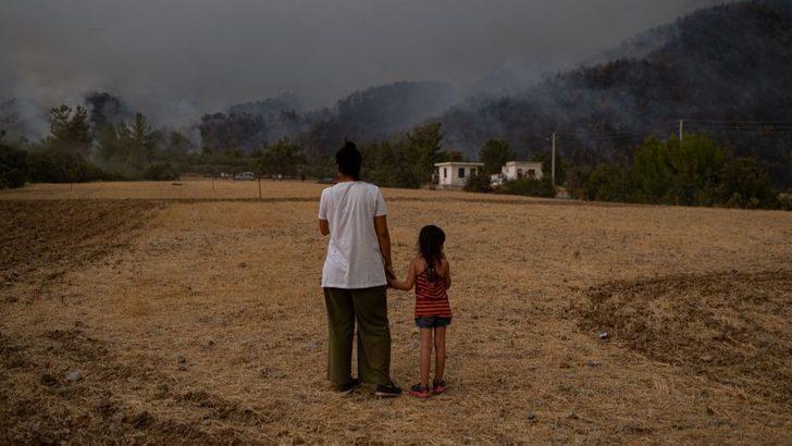 İklim krizi: UNICEF'e göre 1 milyar çocuk iklim değişikliğinin ağır sonuçlarına maruz kalacak