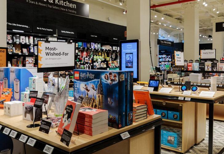 Amazon büyük mağazalar açmayı planlıyor
