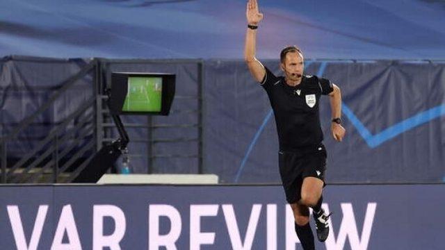 Roma - Trabzonspor maçına Sırp hakem!
