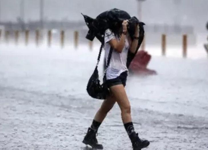 Meteoroloji uyardı! Bu bölgelerde yaşayanlar dikkat