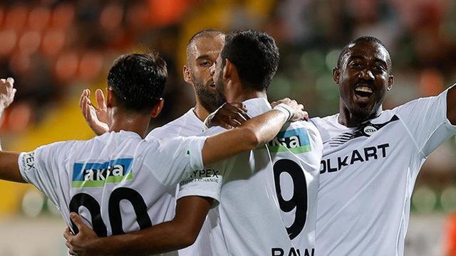 Altay Süper Lig'e iyi başladı
