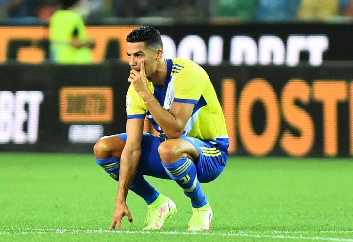 Udinese 2-2 Juventus (Maç sonucu)