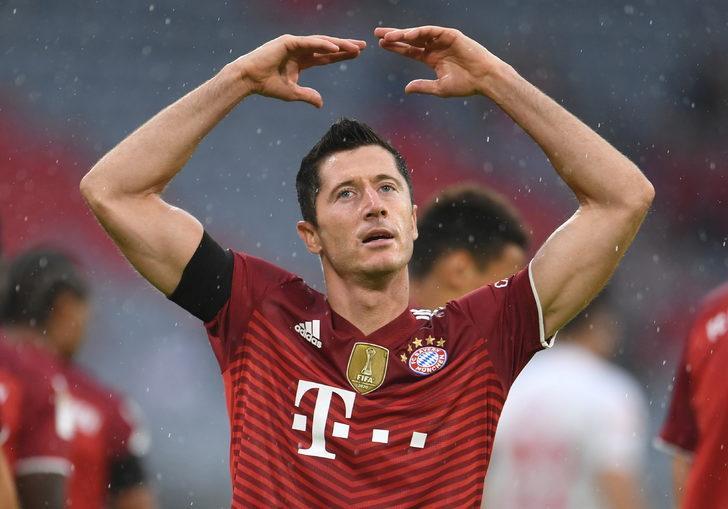 MAÇ SONUCU   Bayern Münih: 3 - Köln: 2