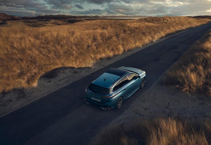 Yeni PEUGEOT 308 SW tanıtıldı (PEUGEOT 308 SW özellikleri ve satışa çıkış tarihi)