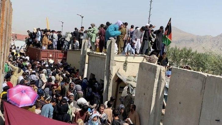 ABD, Afganistan'dan tahliyeleri 31 Ağustos'a kadar tamamlamayı hedefliyor