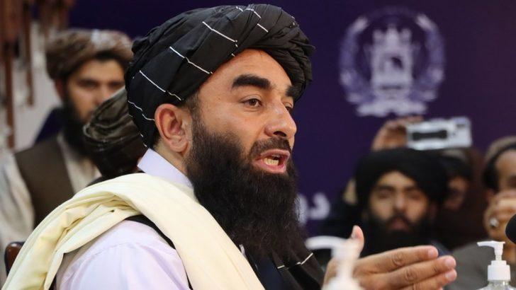 Taliban: Afganların Kabil Havalimanı'na gitmesine artık izin vermeyeceğiz