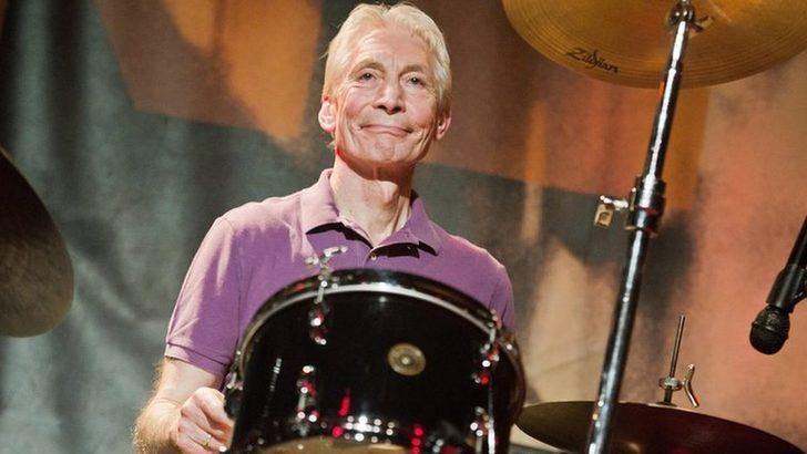 Rolling Stones davulcusu Charlie Watts 80 yaşında hayatını kaybetti