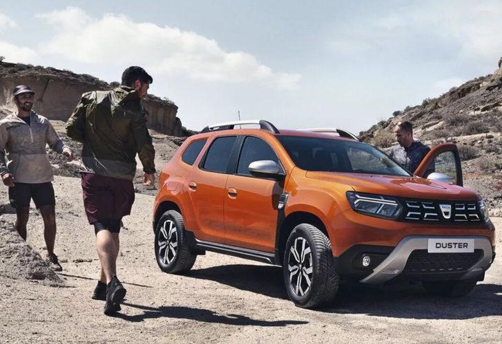 Dacia'nın yarı otomatik SUV'u Duster 2021 fiyatı açıklandı! Artık Türkiye'de satışta