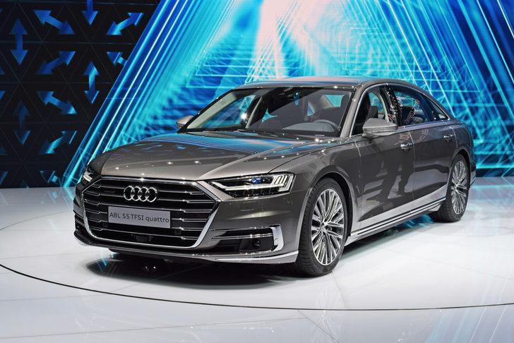 İşte Audi A8 2021 muhteşem özellikleri ve güncel fiyat listesi